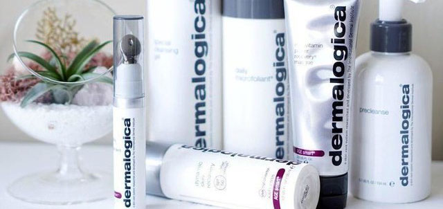 We proudly sell Dermalogica skin care products