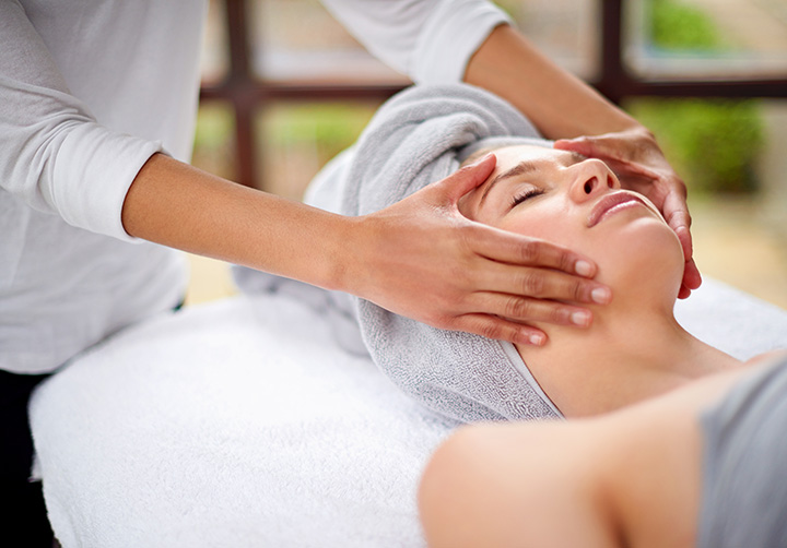 Facial services by Adonia Skin Therpay